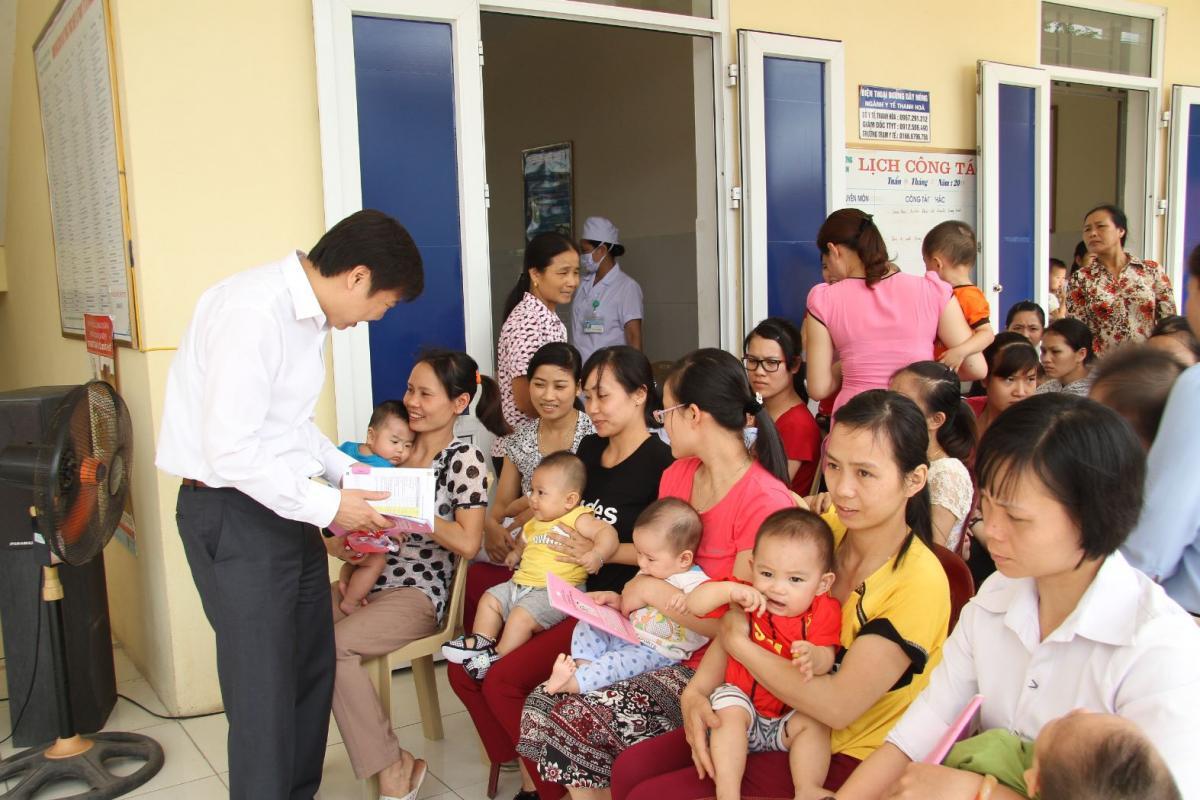 Trung tâm y tế huyện Bình Phước